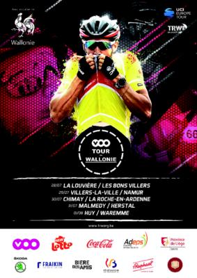 Brochure VOO-Tour de Wallonie 2018