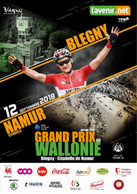 guide complet – grand prix de wallonie 2018